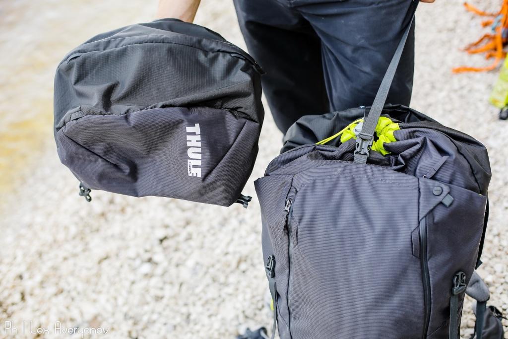 Acid Crew: Обзор рюкзаков Thule Guidepost и Capstone
