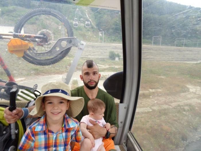 Личный блог: Путешествие с семьей в Горки город