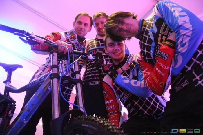 Red Bull Crashed Ice глазами DISCO!