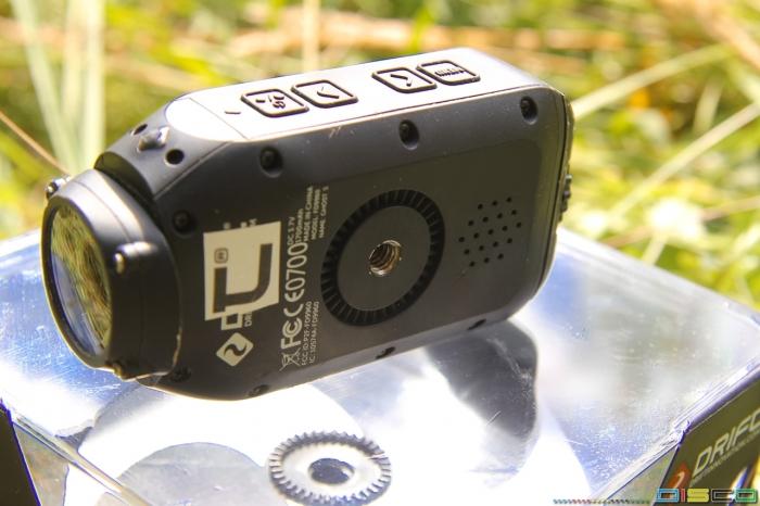 DISCO: Экшн-камера Drift Ghost-S: взгляд изнутри!