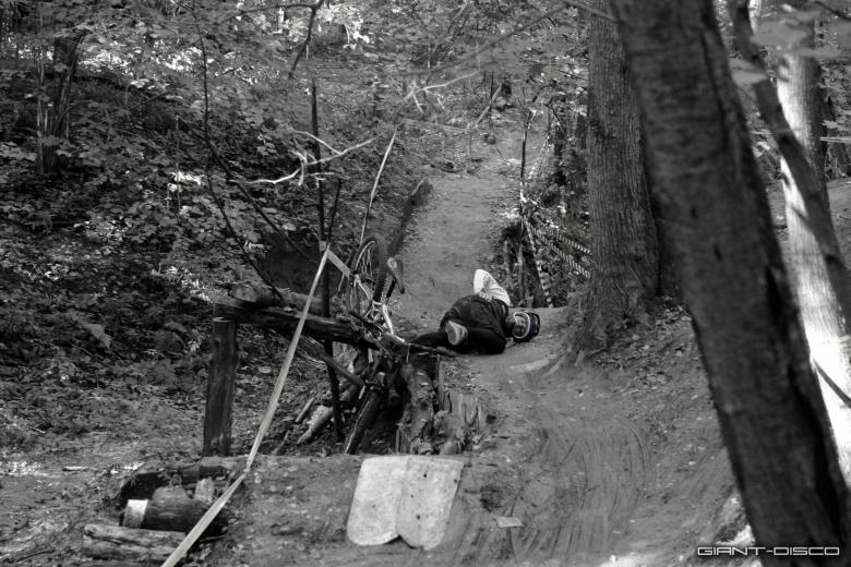 DISCO: Фотоотчет с Бутовского плоскача