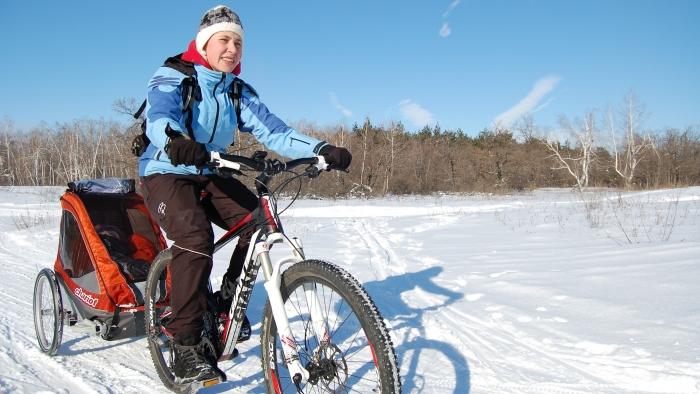 Новое железо: Родители и дети или велосипед + коляска