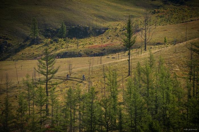 Логово небольшого котейки: Genco Mongolia Bike Challenge