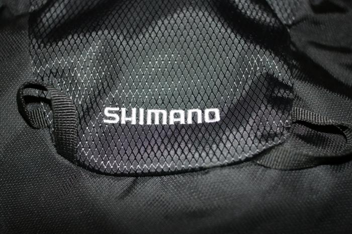 Логово небольшого котейки: Рюкзак Shimano? Да! Первые впечаления