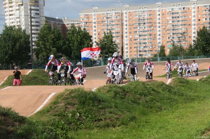 Наши гонки: Чемпионат России по BMX-Race