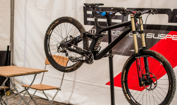 Новое железо: Прототип нового Rocky Mountain