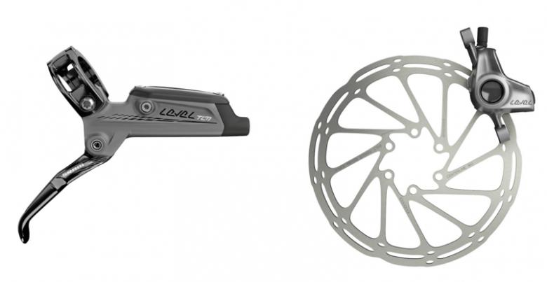 Новое железо: Новые тормоза от SRAM - Level
