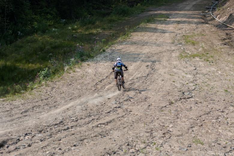 Наши гонки: Ялгора в картинках
