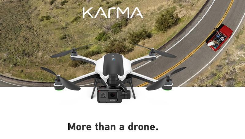 Новое железо: GoPro анонсировали новую камеру и дрон
