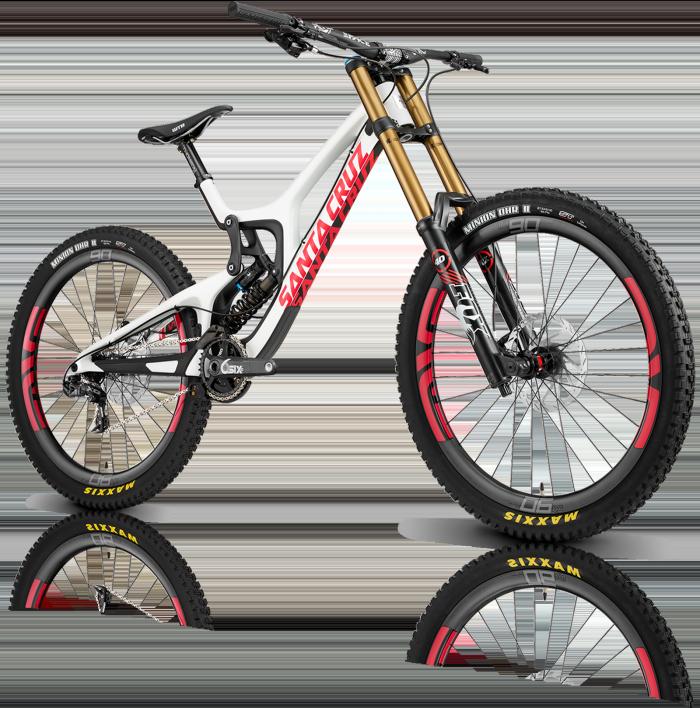 Блог компании Велоимперия: Цены на Santa Cruz V10.6
