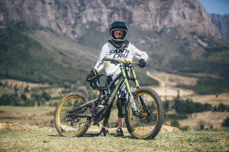 Блог компании Велоимперия: Разговор с Айк'ом Клаассеном, 11 летним чемпионом в даунхиле