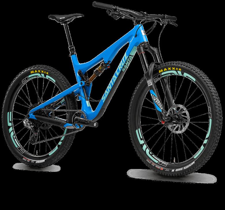 Блог компании Велоимперия: Santa Cruz добавил третью расцветку V10.6