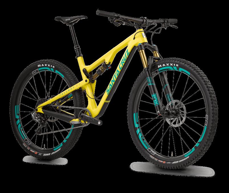 Блог компании Велоимперия: Ускоряемся! Велосипеды и рамы Santa Сruz за 30 дней!