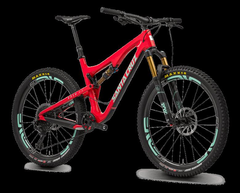 Блог компании Велоимперия: Santa Cruz возвращает металл (новость никак не связана с тяжёлым металлом).