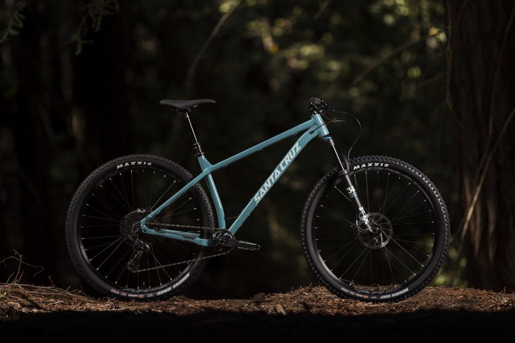 Блог компании Велоимперия: Новый Santa Cruz Сhameleon 2019, теперь и карбон.