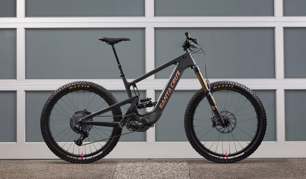 Блог компании Велоимперия: Santa Cruz выпускает первый E-bike и это HECKLER