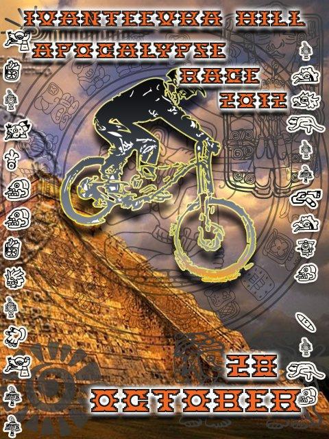 Наши гонки: Официальный анонс IvanteevkaHill Apocalypse Race 2012