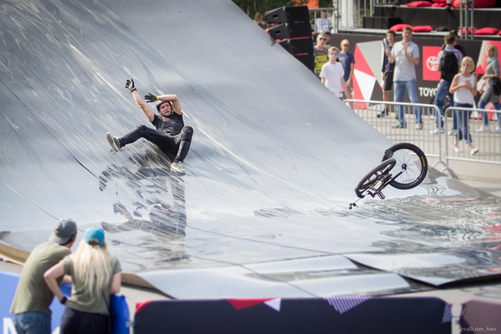 Личный блог: Фотографии с Moscow City Games