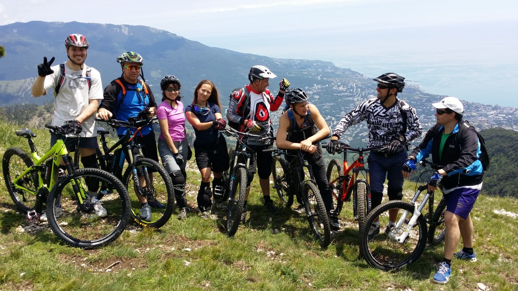 Ride1.Crimea: Ride First - Новый маунтинбайк лагерь от аборигенов Крыма