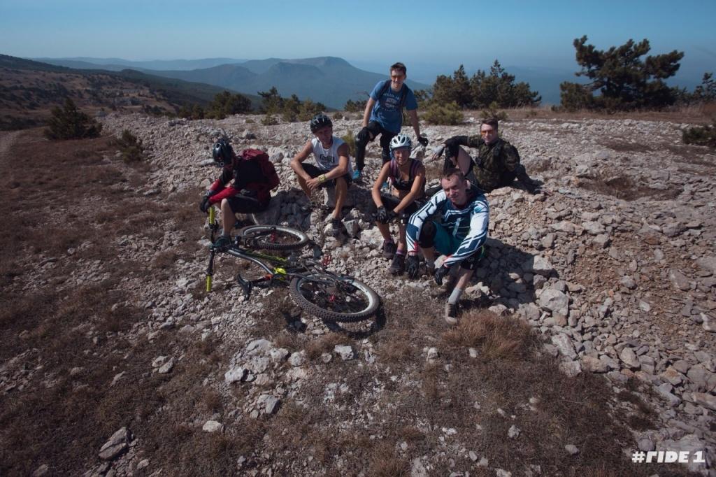 Ride1.Crimea: Эксклюзивный проект - велосипедный тур «подготовка к финалу РЭС», 29 октября – 5 ноября, Ялта - Алушта.