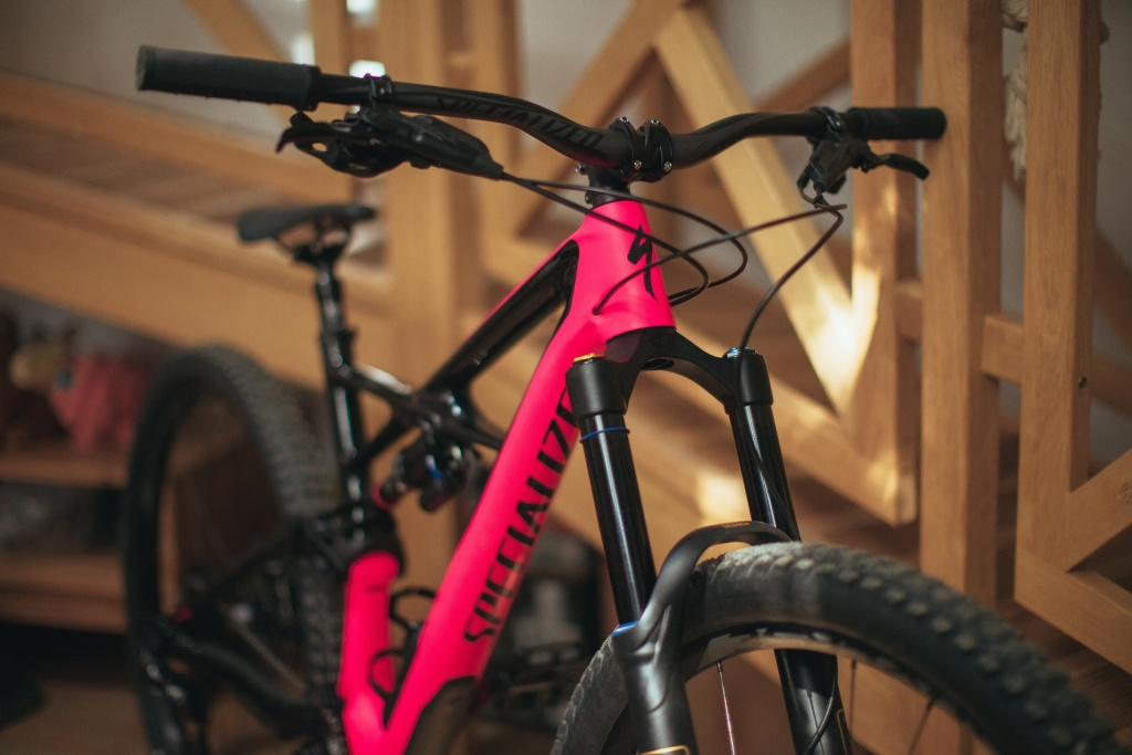 Ai-Petri Tour: Specialized Enduro. 27,5 VS 29.
