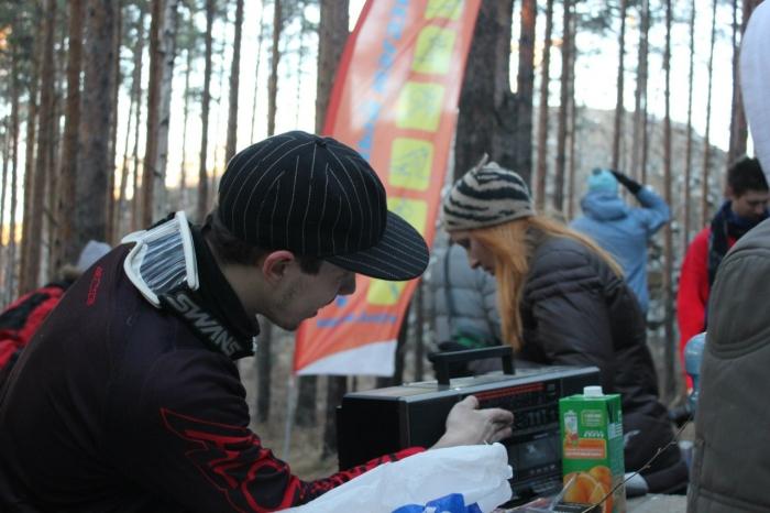DISCO: Уральский Вистлер или AIR DH CONTEST 2013