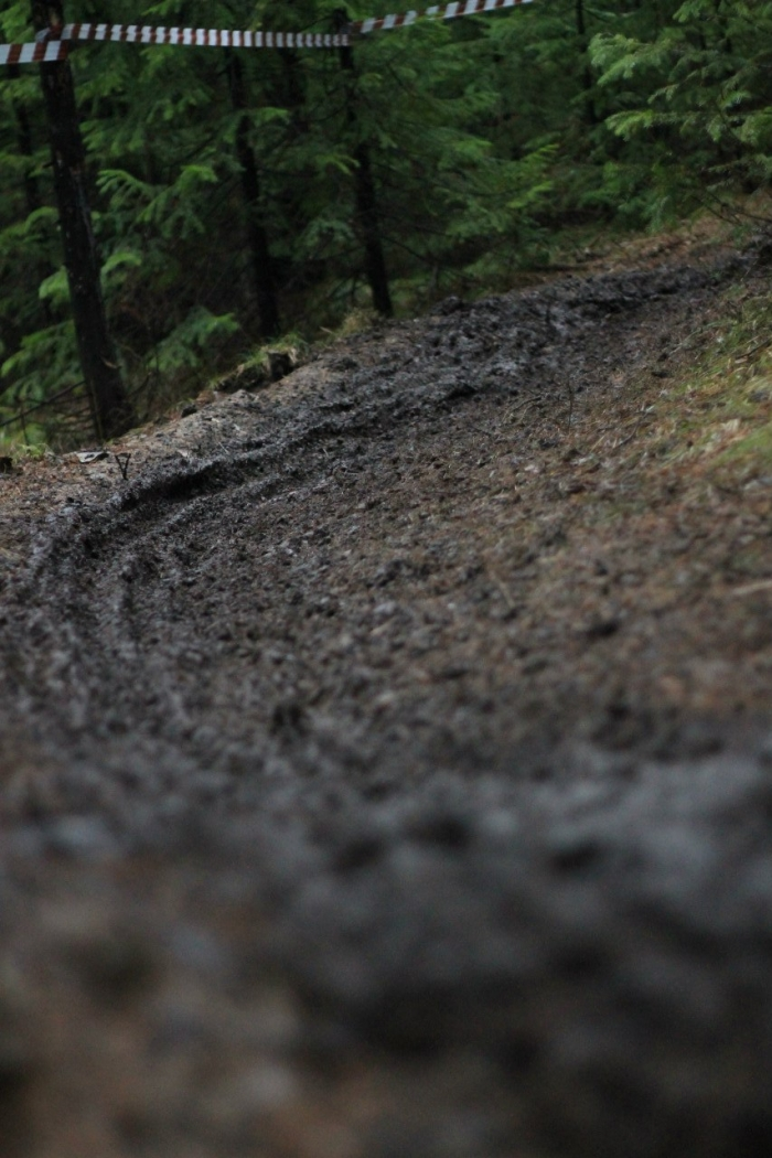 DISCO: Из грязи в князи и обратно. 1 этап КСО, Н. Тагил.