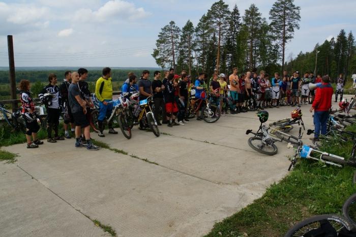 DISCO: Пермский край - гора Такман