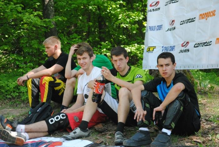 Наши гонки: Обнинск 1 этап 2014