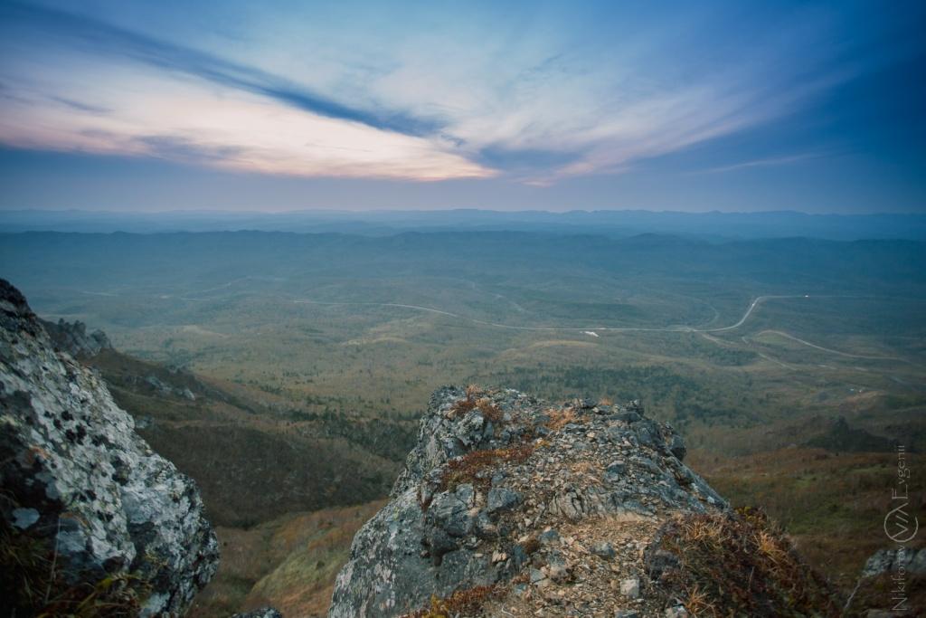 Сахалинские горы.: Трейлы на горе Владимировка (Владимирская). остров Сахалин.