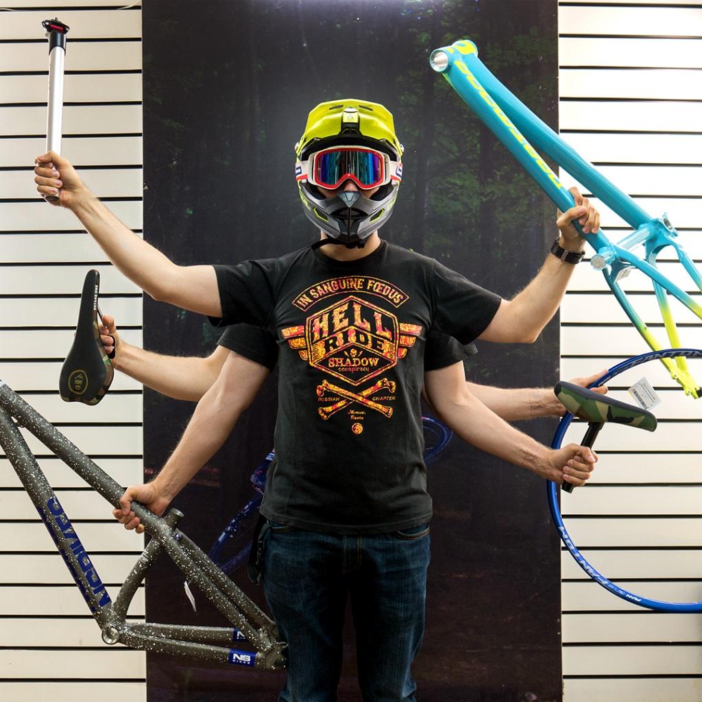 Блог компании Hellride: Ургант, BMX, Олимпиада и другие новости