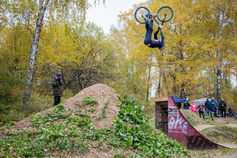 Блог им. FiX: КПСП, велошовинизм, и Мытищинский антураж.