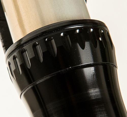 Блог им. Traktor23: BOS представила тизер своей новой вилки для даунхилла Obsys