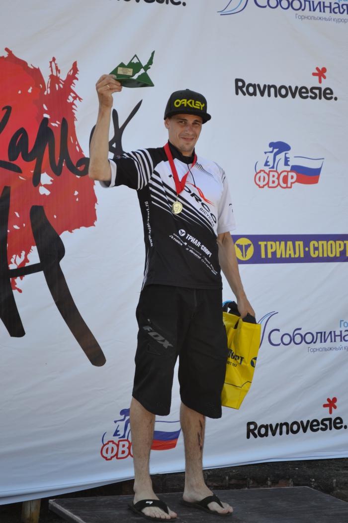 Наши гонки: Отчёт о Кубке Байкала по ДХ