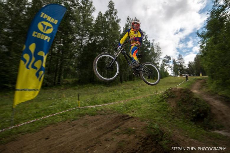 Наши гонки: Открытие летнего сезона 2016 г. по ДХ в Ангарске.