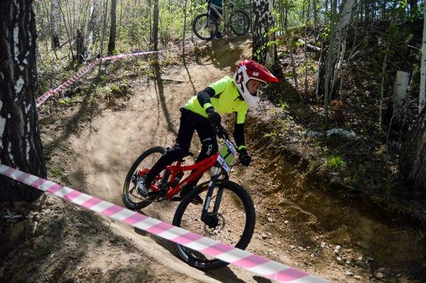 Наши гонки: Отчёт об открытии летнего сезона 2016 года по ДХ в Ангарске.