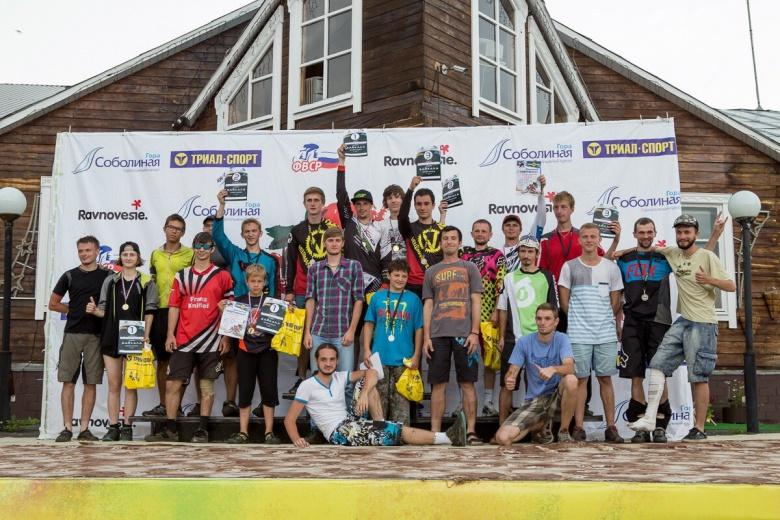 Наши гонки: Протокол с 1 Этапа Кубка Байкала по ДХ