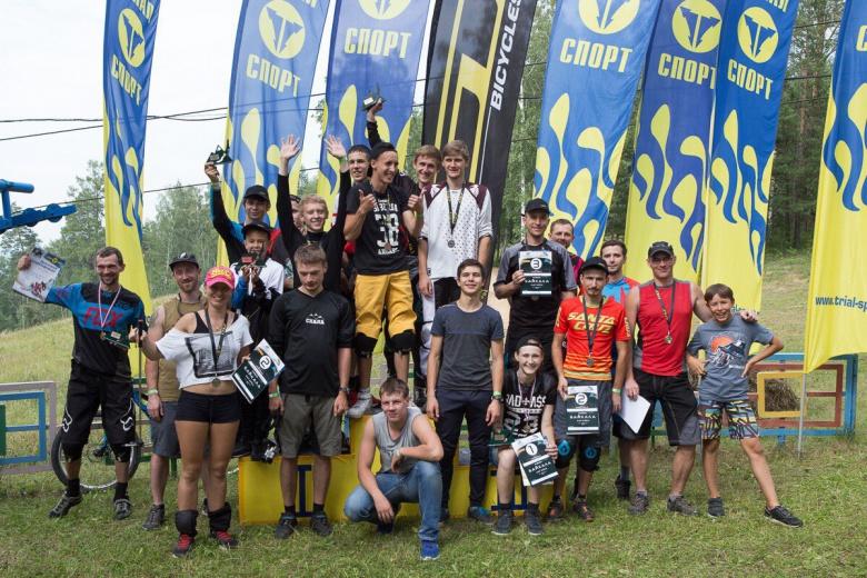 Наши гонки: Результаты 2 Этапа Кубка Байкала.
