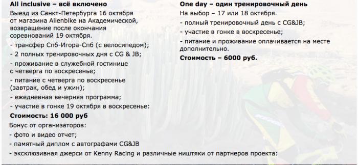 Блог им. Trial Group: How to: проживание на Игоре в период 16-19 октября и подъемы на KRTC2014
