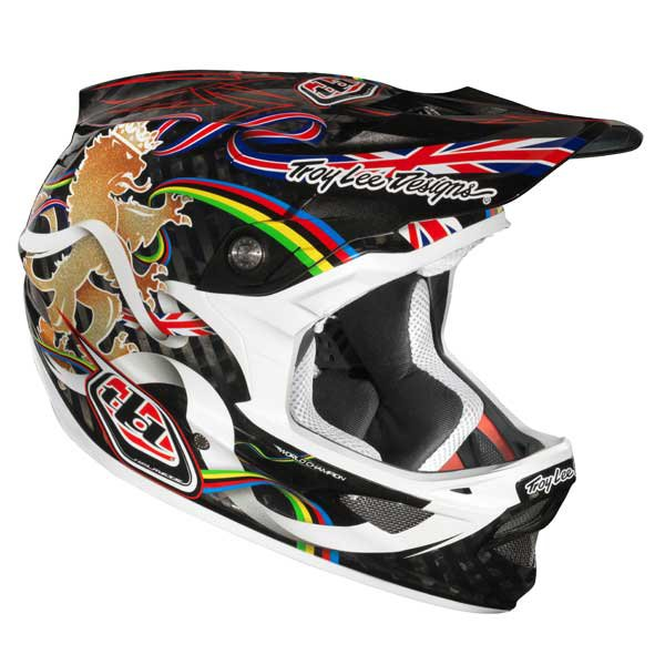 Troy Lee D3 Peaty Carbon