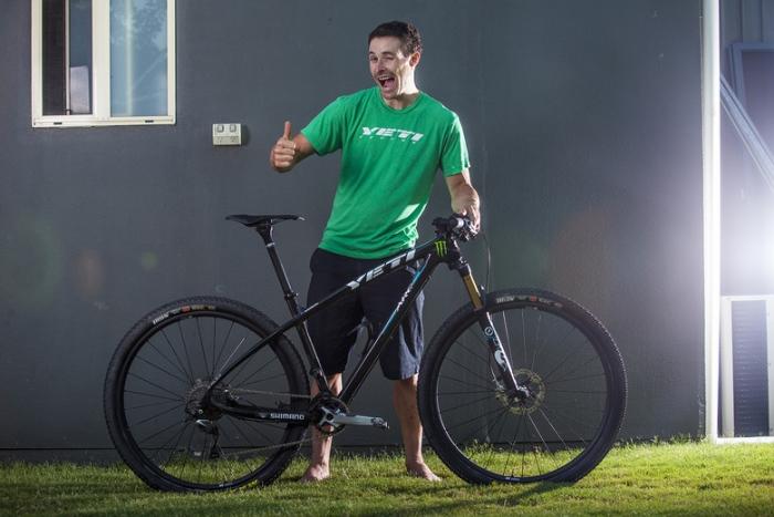 World events: Jared Graves выиграл 1 этап кубка Австралии ...по кросс-кантри
