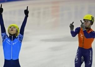 Наши гонки: Женя Козулин едет на олимпиаду