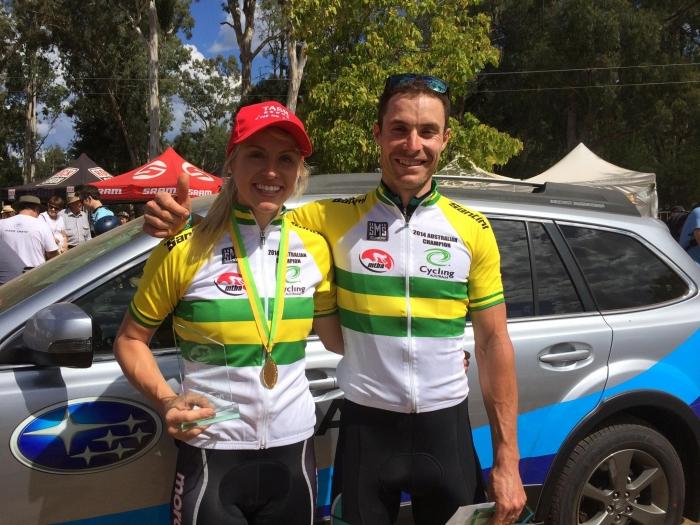 World events: Грейвс стал чемпионом Австралии в XC Eliminator'е
