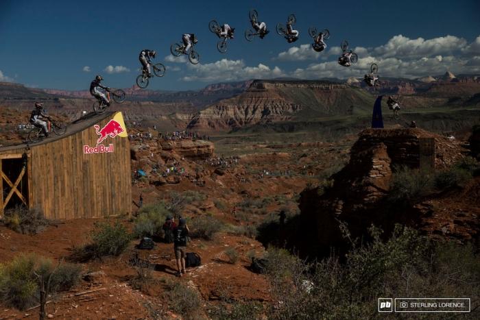 World events: Повтор Red Bull Rampage 2014 в хорошем качестве