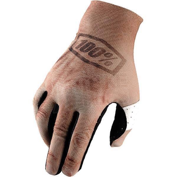 Экипировка: Как вам новые перчатки от 100%?