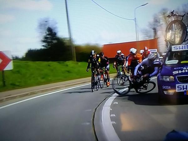 Шоссе/Трек: Немного про шоссе или Тур Фландрии 2015