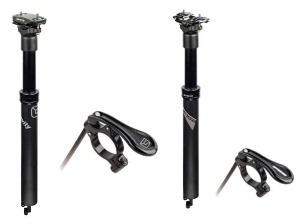 Новое железо: В Gravity (FSA) анонсировали регулируемые подседельные штыри