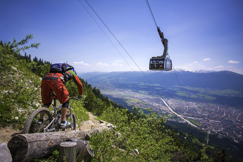 World events: Crankworx расширяется, добавляет Innsbruck