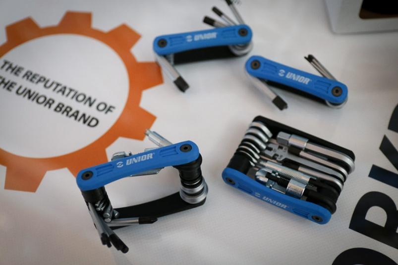 Ремонт и настройка: Eurobike 2016: Unior Tools