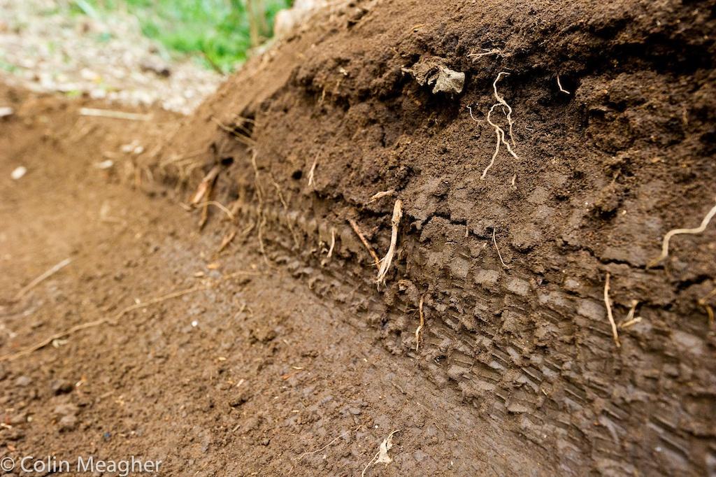 Опросы: Угадываем покрышки по следу на земле